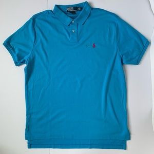Men's Polo by Ralph Lauren Custom Fit Shirt